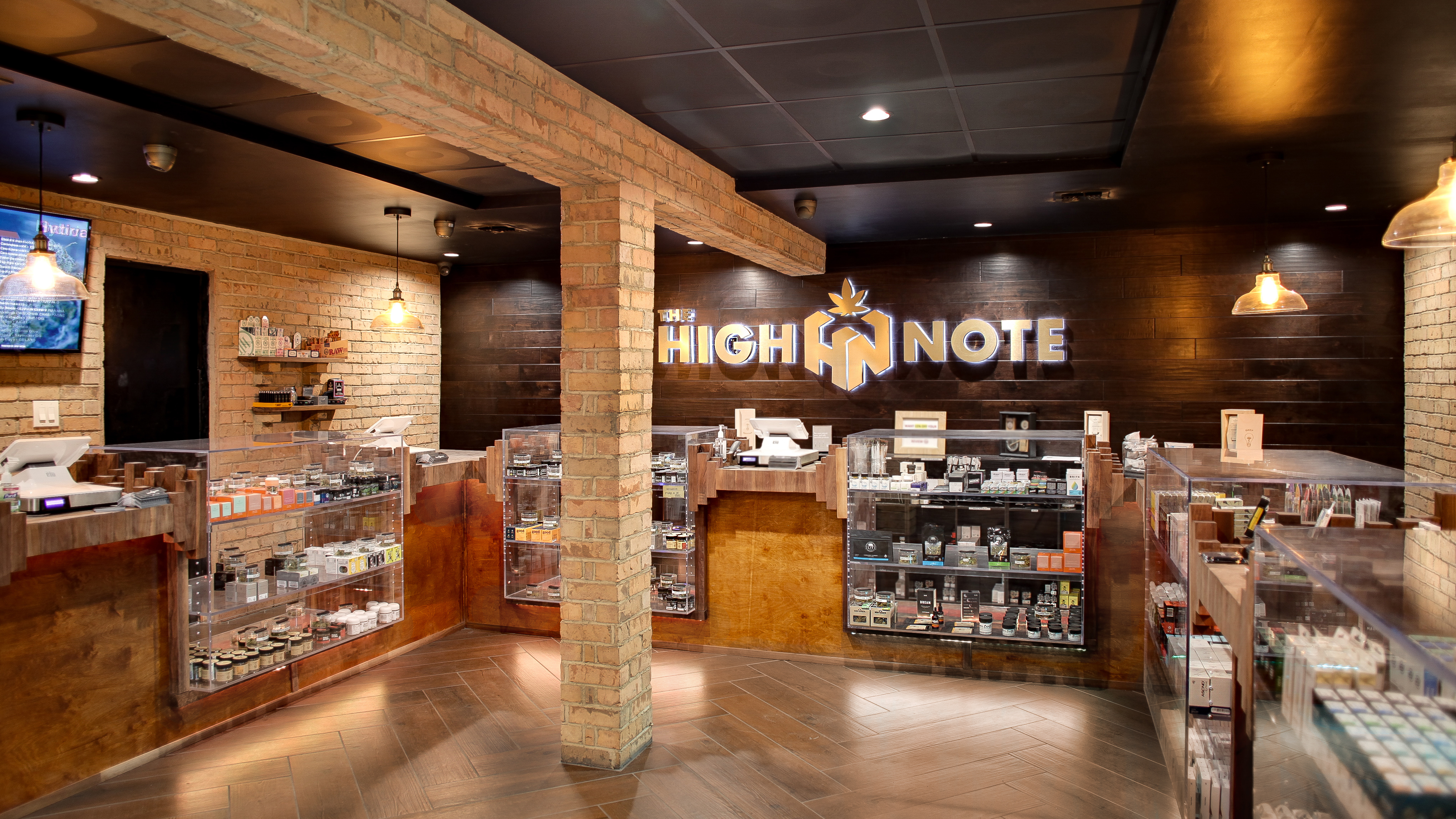 The High Note Dispensary