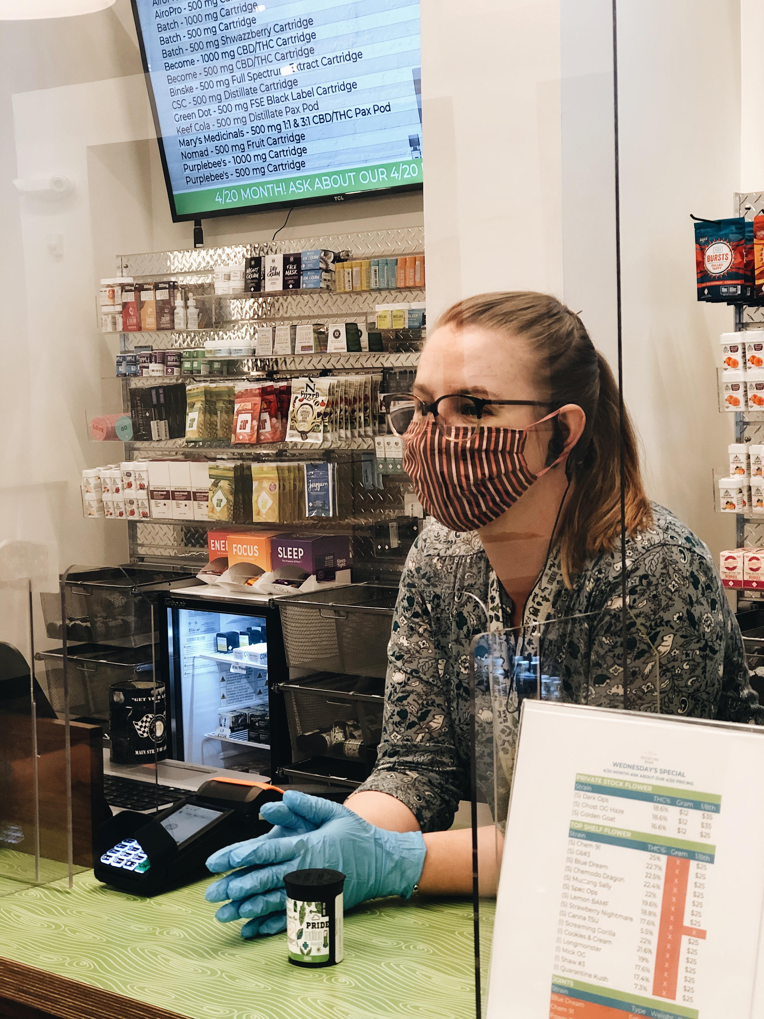 How 10 Colorado Dispensaries Are Handling COVID-19